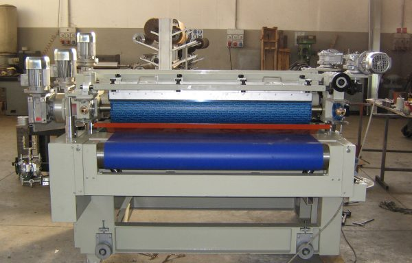 ROLLER COATER MACHINE VALTORTA