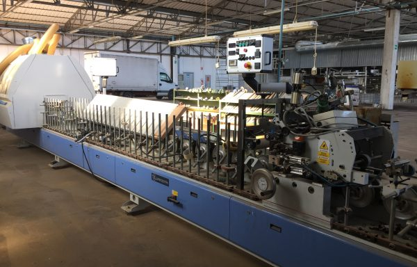 WRAPPING MACHINE BARBERAN