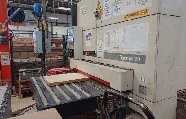 SANDING MACHINE SCM