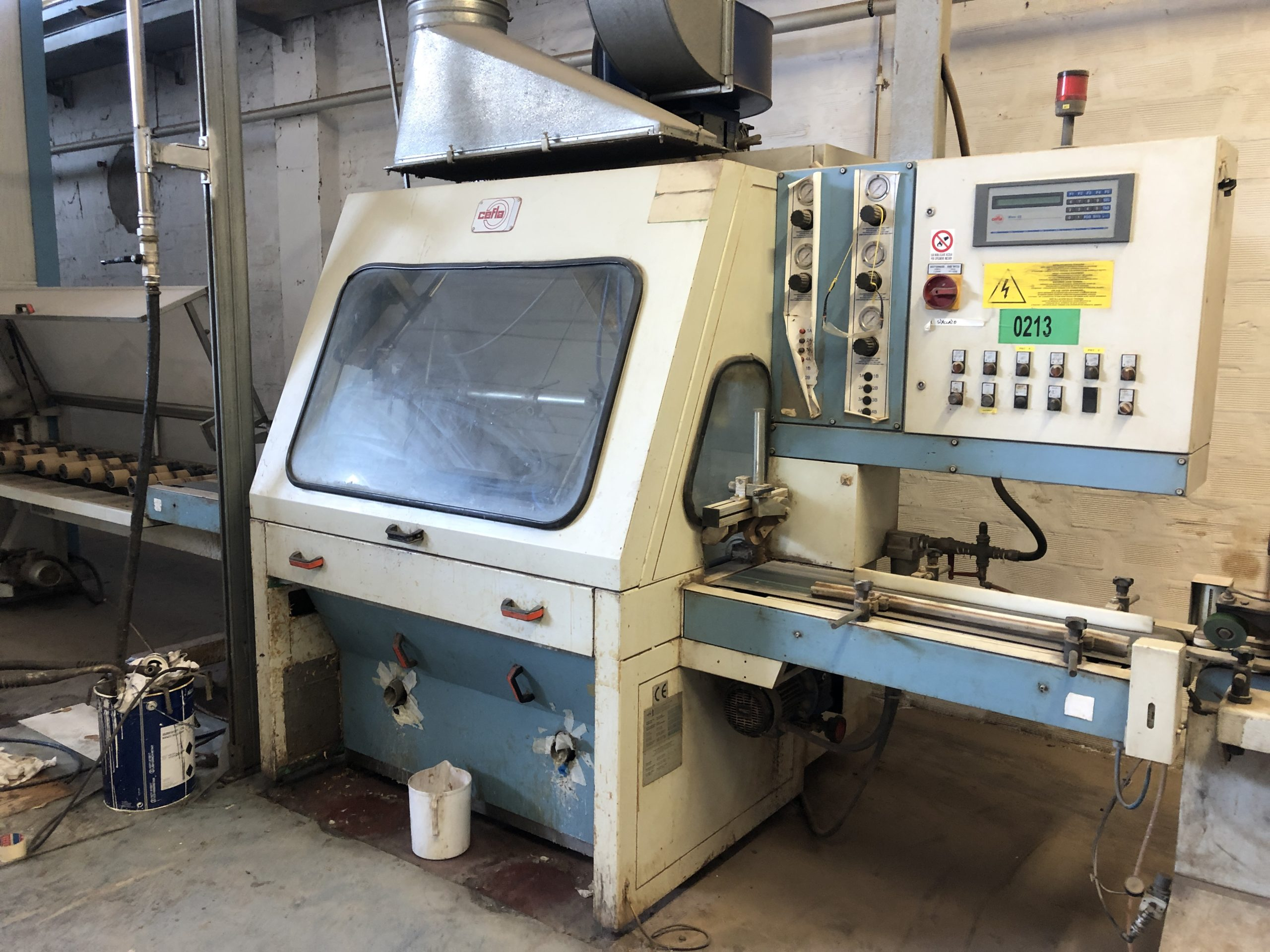 SPRAY MACHINE SLC CEFLA
