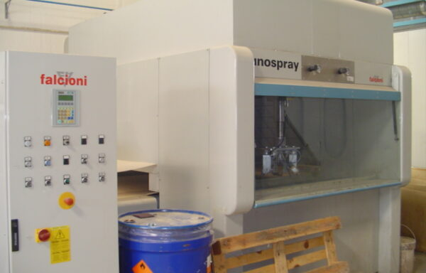 RECIPROCATING SPRAY MACHINE UNOSPRAY FALCIONI